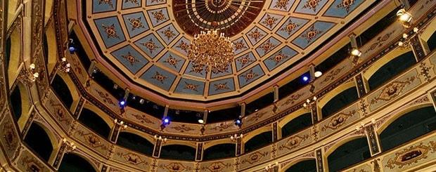 Théâtre Manoel-Activités à Malte