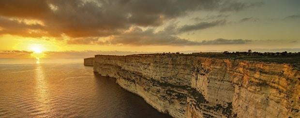 falaises de Dingli-Activités à Malte