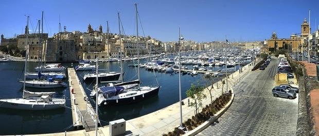 trois cités-Activités à Malte