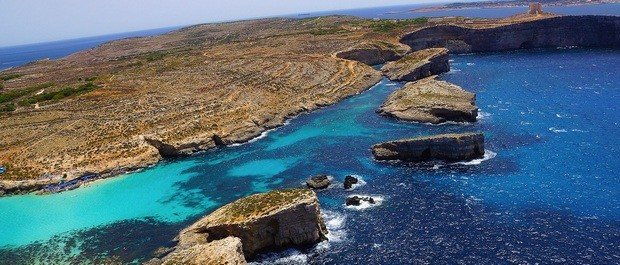 Blue Lagoon Aerial View (11)
