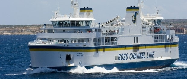 Gozo Channel Ferry (3)