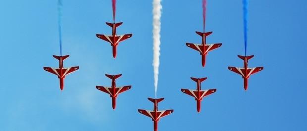 Malta International Airshow -quand partir à malte