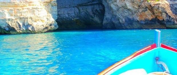 blue grotto-Activités à Malte