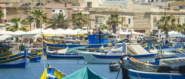 Que faire à Malte-luzzu