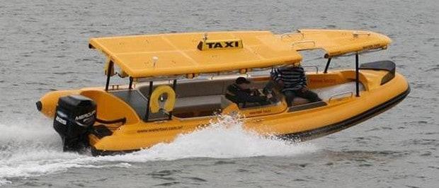 se déplacer à Malte - taxi-boat