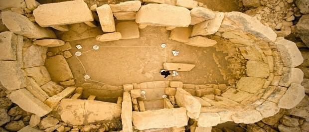 Hagar Qim Temple Découvrir île de Malte