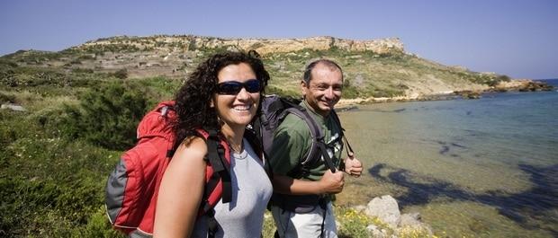 Trekking -Activités sportives  Malte