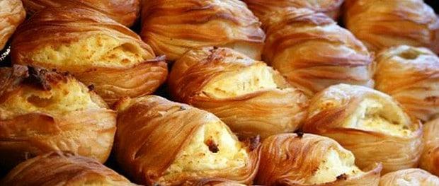 cuisine maltaise - pastizzi