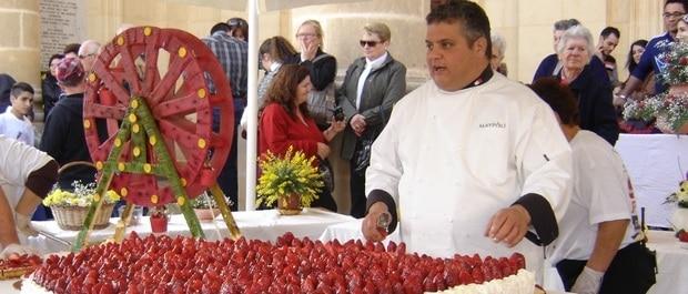 fêtes de la fraise malte
