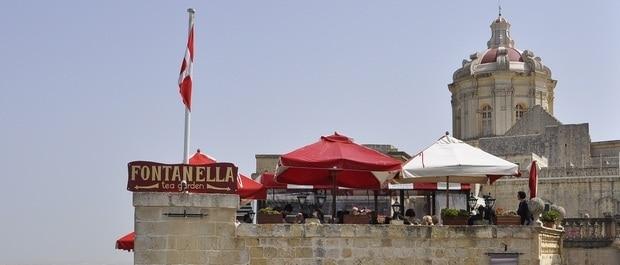 mdina fontanella visiter mdina ancienne capitale de Malte