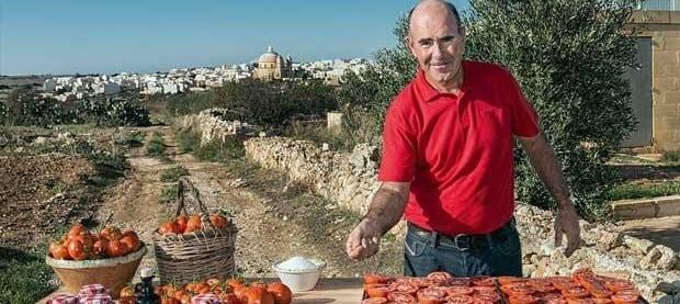 produits du terroir Malte et Gozo gastronomie maltaise tomates