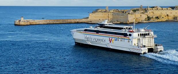 virtu ferries malte comment se rendre à Malte aéroport