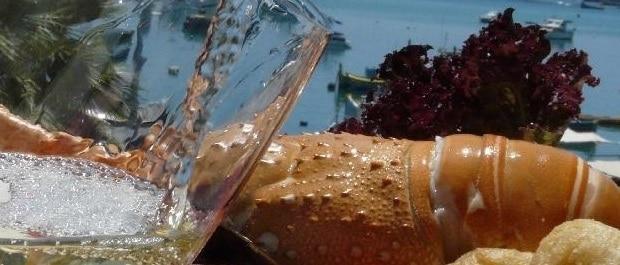 Visiter Marsaxlokk, Malte l'authentique restaurants fruits de MER Malte