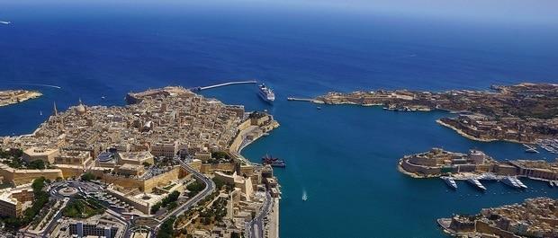 Valletta Aerial View (16)