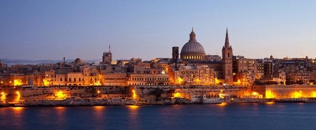La Valette capitale de Malte