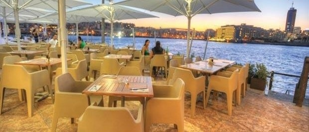 Activités à Malte-terrasses