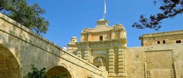 visiter mdina ancienne capitale de Malte