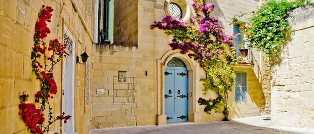 Mdina ruelles visiter mdina ancienne capitale de Malte