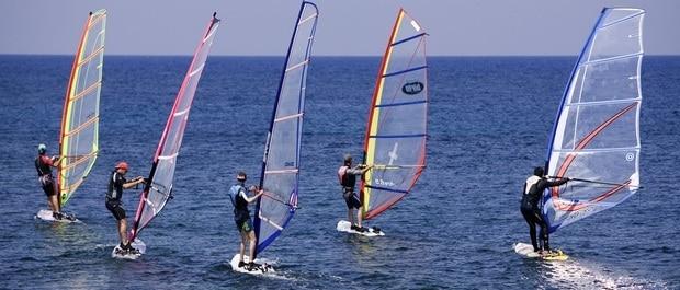 planche à voile-Activités sportives  Malte