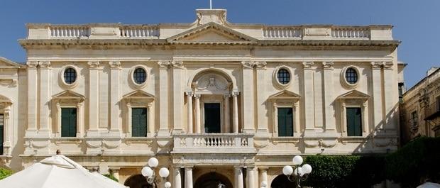bibliotheque valletta-Activités Culturelles Malte