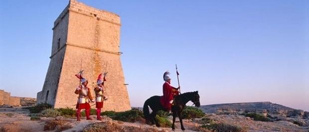 british towers-in-malta