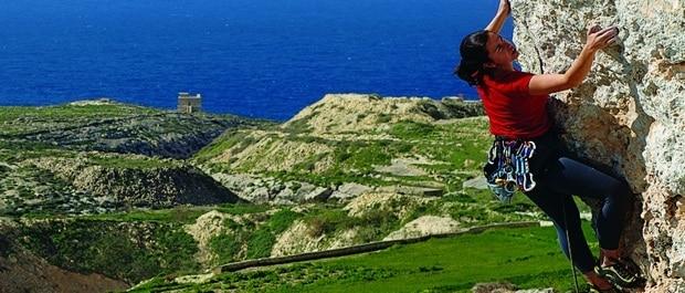 escalade-Activités sportives  Malte