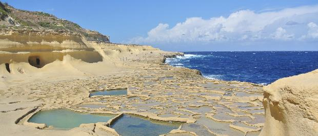 salines gozo Malte