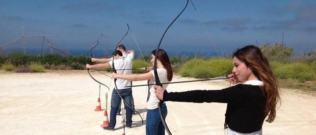 tirc à l'arc-Activités sportives  Malte