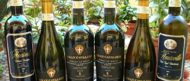 vin  maltais produits du terroir Malte et Gozo gastronomie maltaise
