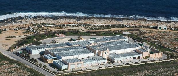 Malte et le Défi de l'Eau osmose inversé PEMBROKE MALTA